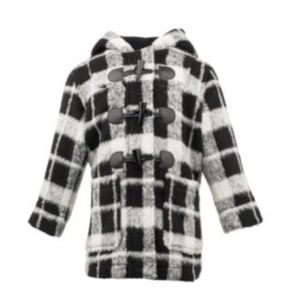 Madden  Girls faux wool coat price firm